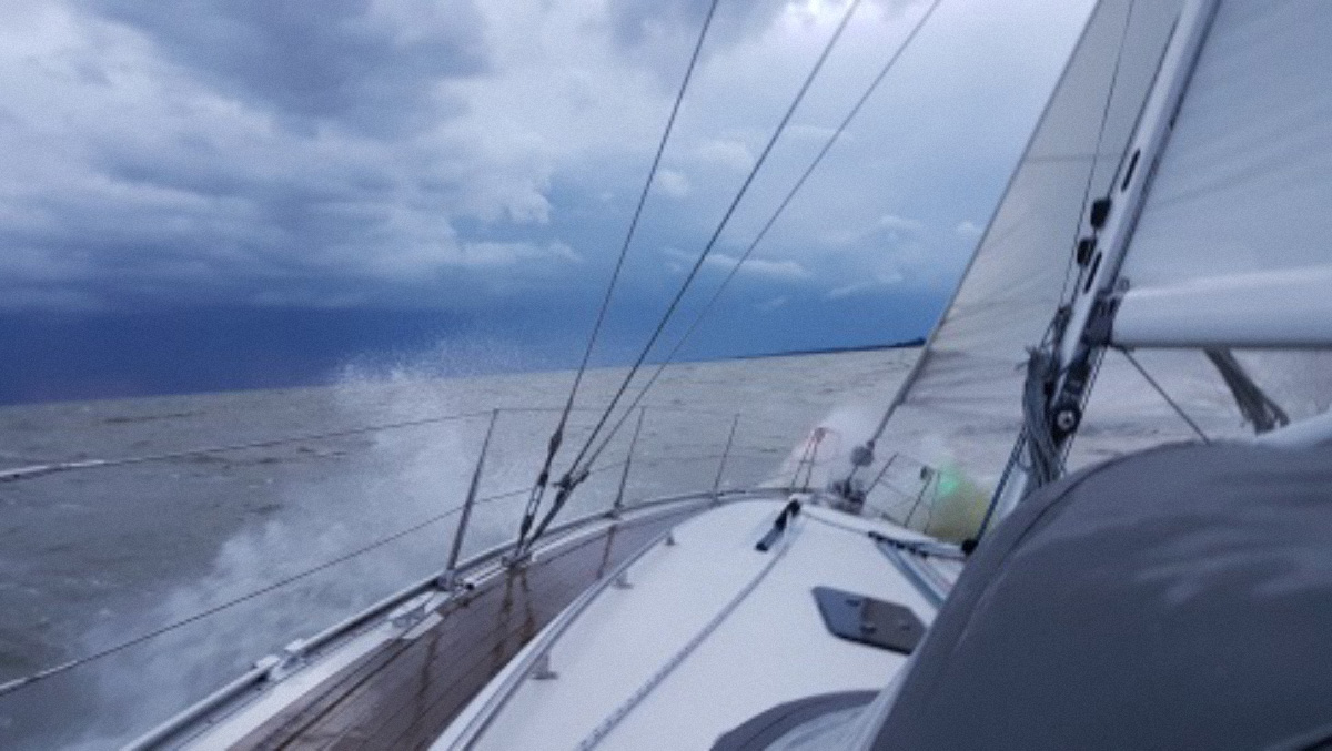 24 Stundenregatta – Ijsselmeer