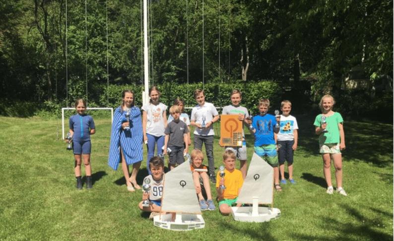 ABC Optimisten Gewinnen Den Teamwettbewerb Beim Youngster Cup