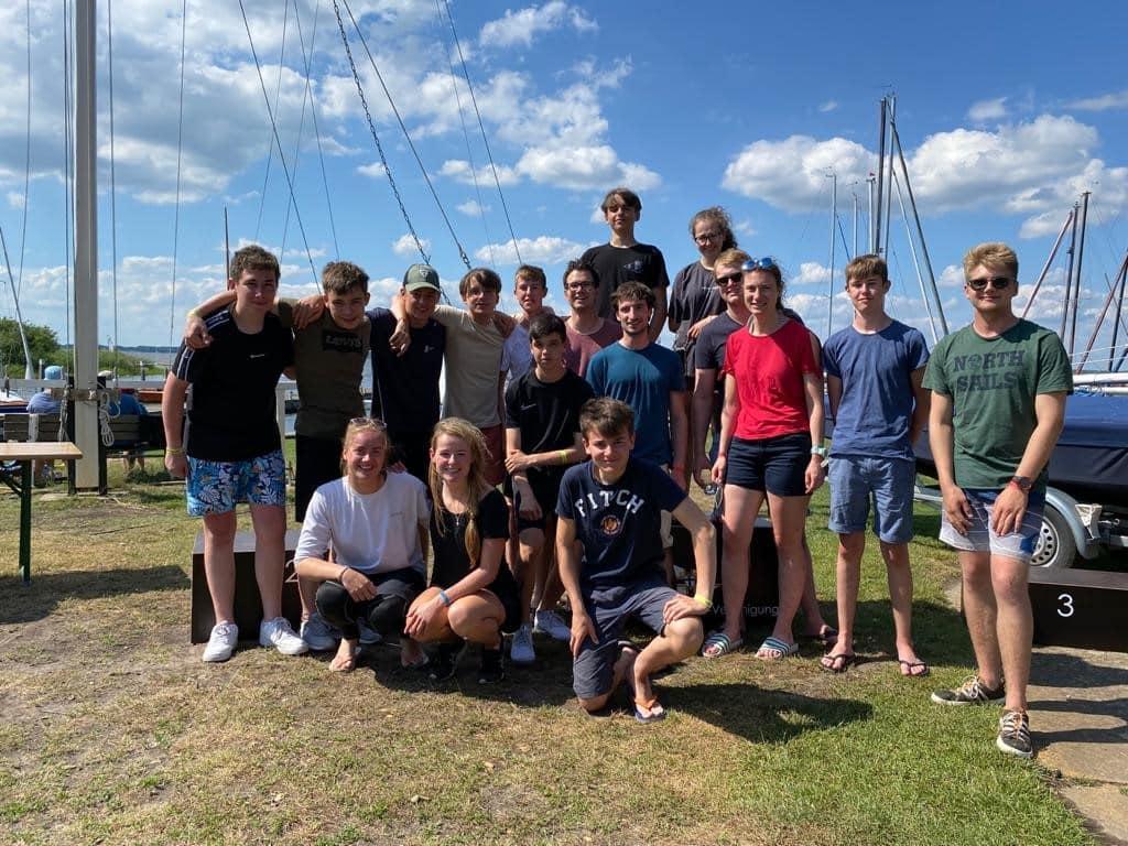 Regatta Am Steinhuder Meer – Unsere Erste Auswärtsregatta